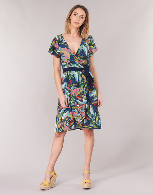 RTULY  Morgan  robes courtes  femme  multicolore