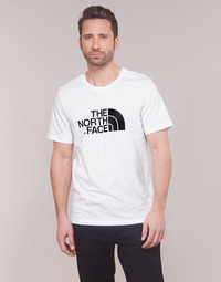 Vêtements Homme T-shirts manches courtes The North Face MEN'S S/S EASY TEE Blanc