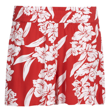Vêtements Femme Shorts / Bermudas Volcom ALOHA HA SHORT Rouge