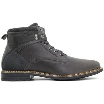 Chaussures Homme Boots Krack  Gris