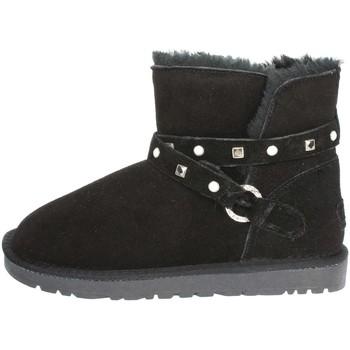 Chaussures Femme Bottes de neige Pregunta PL3358PL 001 Noir