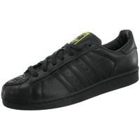 Chaussures Homme Baskets basses adidas Originals Superstar Pharrell Supershell Noir
