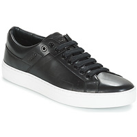 Chaussures Homme Baskets basses HUGO FUTURISM TENN IT1 Noir