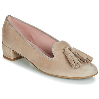Chaussures Femme Escarpins Pretty Ballerinas ANGELIS Beige