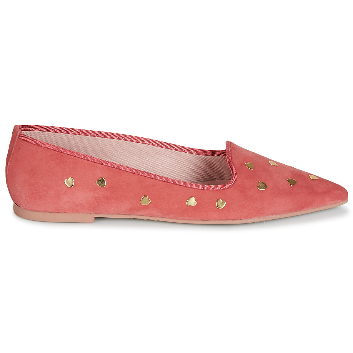 Pretty Ballerinas Maha Rose - Livraison Gratuite Chaussures Ballerines Femme 169,00 €