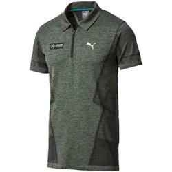 Vêtements Homme Polos manches courtes Puma Polo  MAPM EVO - 576747-03 Vert