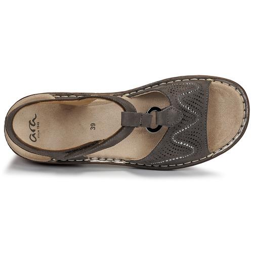 Sandales we Femme Key Et Nu Marron pieds Ara wO0X8nkP
