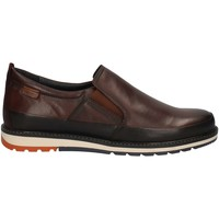 Chaussures Homme Mocassins Pikolinos M8J-3150 MARRON