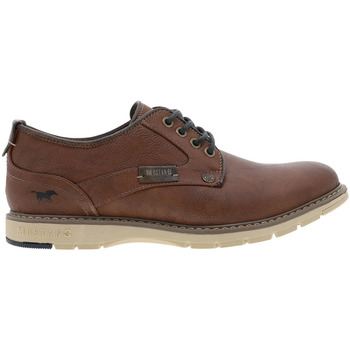 Chaussures Homme Derbies Mustang - chaussures MARRON