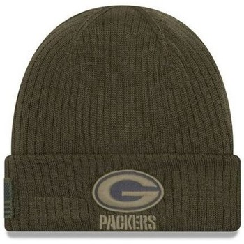 Bonnet New era bonnet doublé polaire green bay packers salute to service