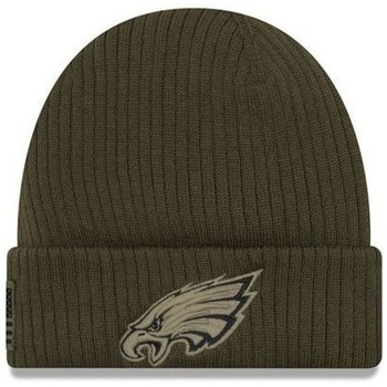 Bonnet New era bonnet doublé polaire philadelphie eagles salute to service