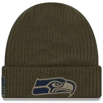 Bonnet New era bonnet doublé polaire seattle seahawks salute to service