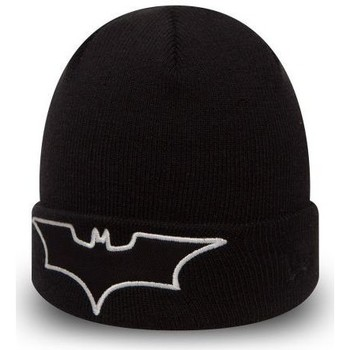 Accessoires textile Enfant Bonnets New Era Bonnet Bébé DC Comics Batman Glow In the Dark Knit Toddler Noir
