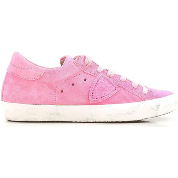Chaussures Femme Baskets basses Philippe Model CLLD XR04 Rosa acceso