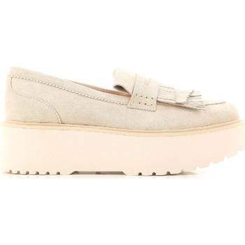 Chaussures Femme Mocassins Hogan HXW3550AF10CR0M024 beige