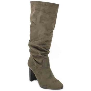 Chaussures Femme Bottes ville Pedro Miralles 24640 Botas de Mujer Beige