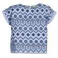 Blouses Molly Bracken MOLLIUTE bleu size S,M,L,XL,XS Molly Bracken femme Blouses