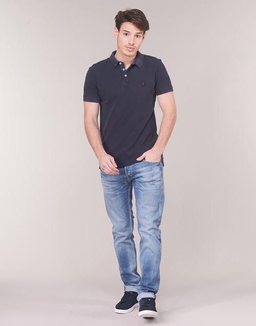 Cerises Medium Temps 711 Slim Bleu Le Homme Jeans Des 5AL3jc4Rq