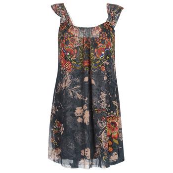 Vêtements Femme Robes courtes Desigual NIELS Gris