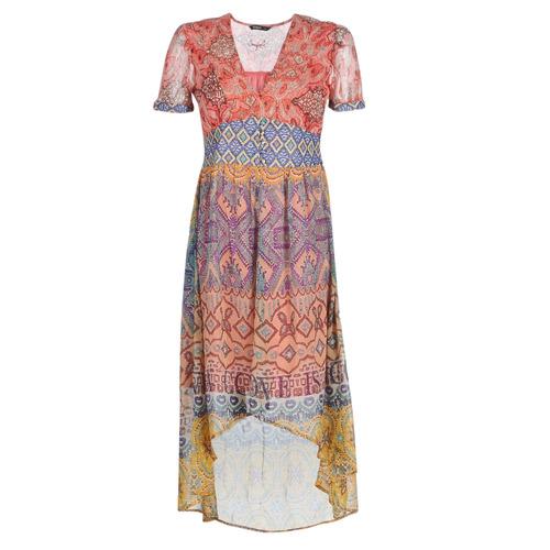 Vêtements Femme Robes longues Desigual NANA Multicolore