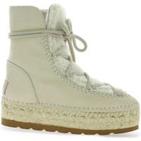 Chaussures Femme Bottes de neige Vidorreta Videtta Boots cuir Beige