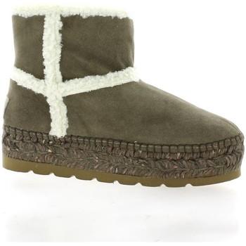 Chaussures Femme Bottes de neige Vidorreta Videtta Boots cuir velours Taupe