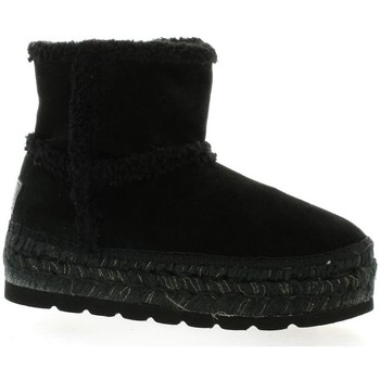 Chaussures Femme Bottes de neige Vidorreta Videtta Boots cuir velours Noir