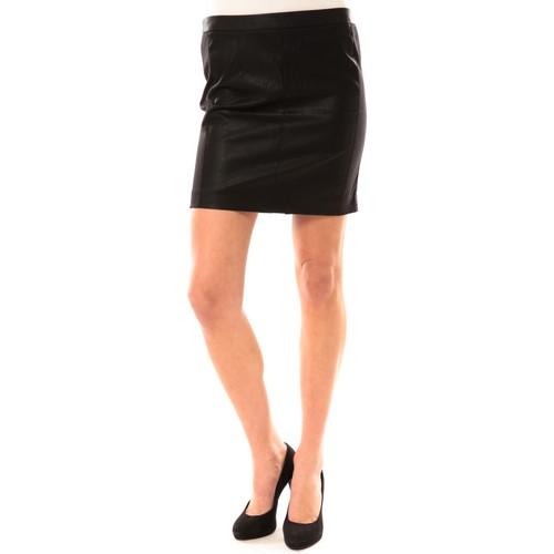 Vêtements Femme Jupes Vero Moda Beverly NW Short Skirt EX8 10100426 Noir Noir