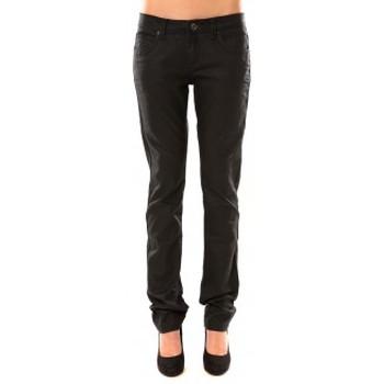 Vêtements Femme Pantalons 5 poches Dress Code Jeans Remixx RX520 Noir Noir