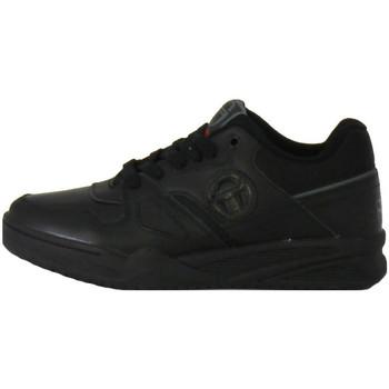 Chaussures Homme Baskets basses Sergio Tacchini Basket  TOP PLAY LTHR - STM822005-BLACK Noir