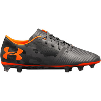 Chaussures Homme Football Under Armour Spotlight Lace FG Grau