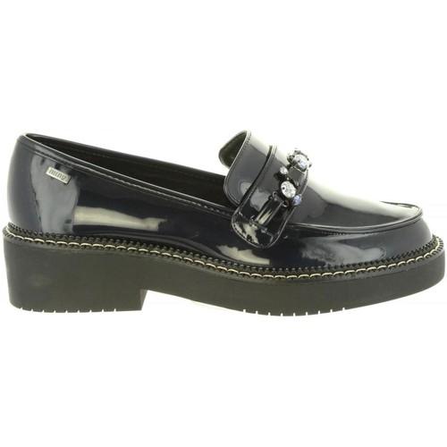Chaussures Femme Mocassins MTNG 51875 PINKY Negro