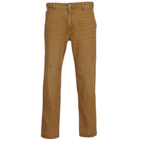 Vêtements Homme Chinos / Carrots Diesel P MADOX DNM Camel