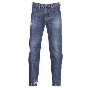 Vêtements Homme Jeans slim Diesel MHARKY Bleu 080AG