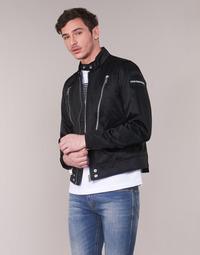 Vêtements Homme Blousons Diesel J CORELI Noir
