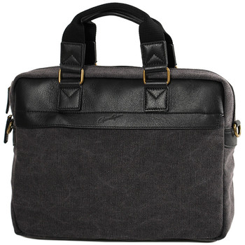 Sacs Homme Porte-Documents / Serviettes Gerard Henon Porte-document Collection Safari 22379 Noir