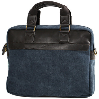 Sacs Homme Sacs ordinateur Gerard Henon Porte-document Collection Safari 22379 Bleu