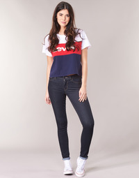 Vêtements Femme Jeans skinny Levi's 711 SKINNY To the nine