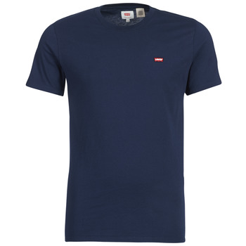 Vêtements Homme T-shirts manches courtes Levi's SS ORIGINAL HM TEE Marine