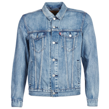super popular 5144a f76f5 Vêtements Homme Vestes en jean Levi s THE TRUCKER JACKET Killebrew Trucker
