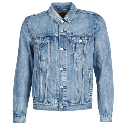 Vêtements Homme Vestes en jean Levi's THE TRUCKER JACKET Killebrew Trucker