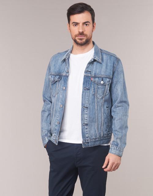 Killebrew Levi's Homme The Trucker En Jean Jacket Vestes xBroEdeQCW