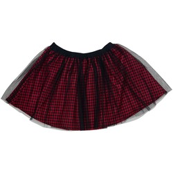 Vêtements Fille Jupes Interdit De Me Gronder Look Rouge