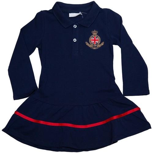 Vêtements Fille Robes courtes Interdit De Me Gronder Queen Bleu