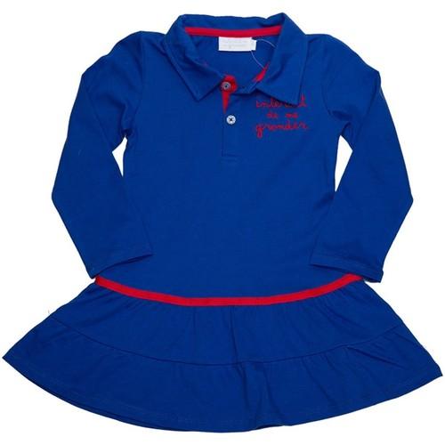 Vêtements Fille Robes courtes Interdit De Me Gronder Lolita Bleu roi