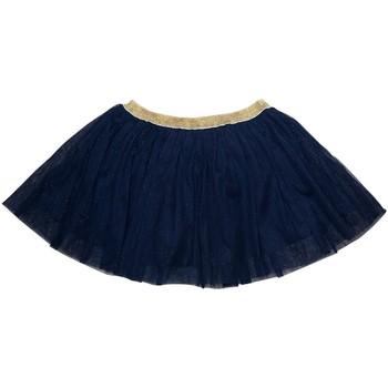 Vêtements Fille Jupes Interdit De Me Gronder Ange Jupe tulle Bleu