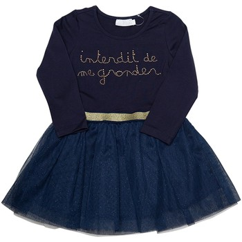 Vêtements Fille Robes courtes Interdit De Me Gronder Lady Bleu