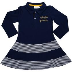 Vêtements Fille Robes courtes Interdit De Me Gronder Sirène Bleu
