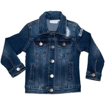 Vêtements Fille Blousons Interdit De Me Gronder Holly Bleu
