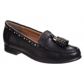 Chaussures Femme Mocassins Ilario Ferucci Mocassins Danyel Noir Noir